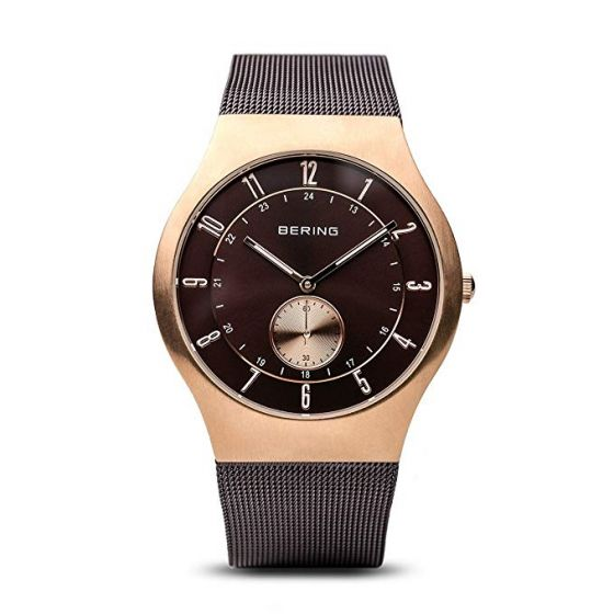 BERING Time 11940-265 Men Classic Collection Watch with Stainless-Steel Strap..