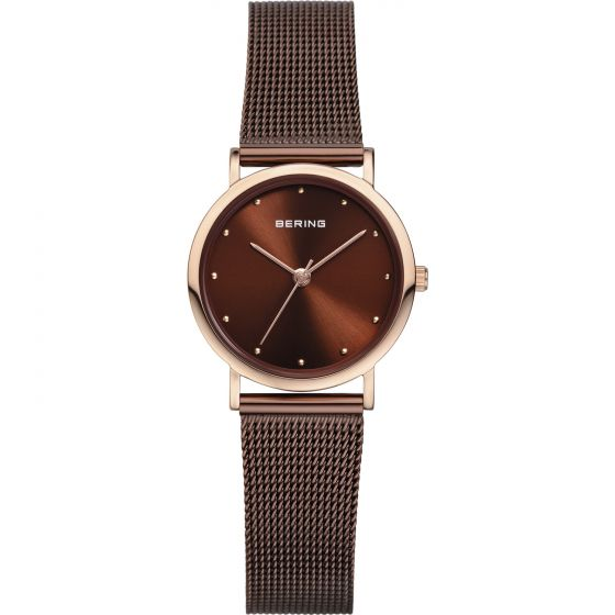 BERING Time 13426-265 Womens Classic Collection Watch with Mesh Band.