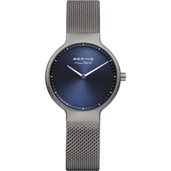 BERING Time 15531-077 Womens Max Rene Collection Watch with Mesh Band.