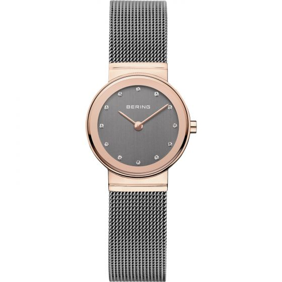BERING Time 10126-369 Women's Classic Collection Watch with Mesh Band.