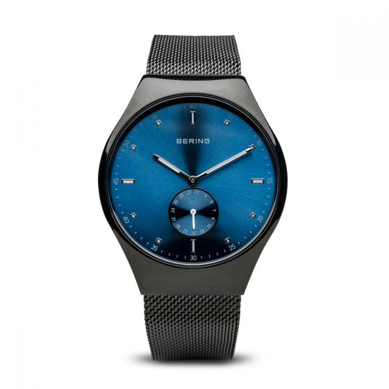 BERING Time 70142-227 Men Smart Traveler Collection Watch.