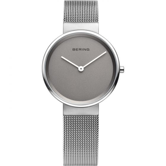 BERING Time 14531-077 Womens Classic Collection Watch with Mesh Band.