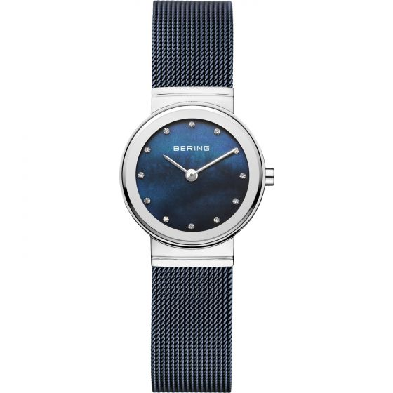 BERING Time 10126-307 Women's Classic Collection Watch with Mesh Band.