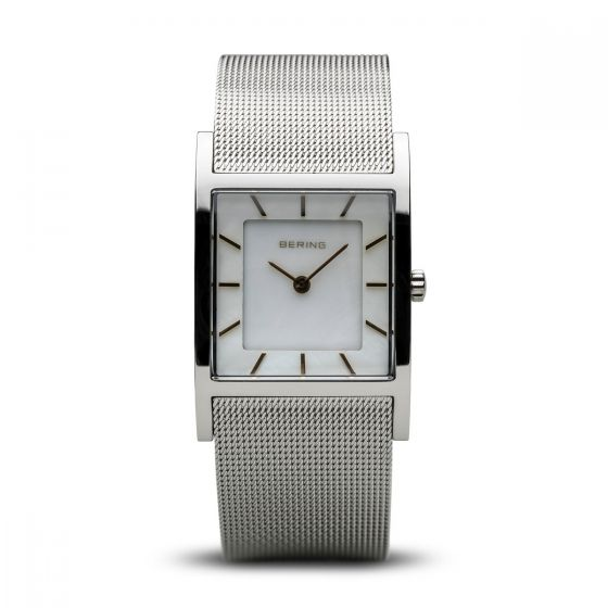 BERING Time 10426-010 Womens Classic Collection Watch with Mesh Band.