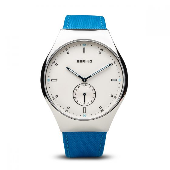 BERING Time 70142-604 Men Smart Traveler Collection Watch.