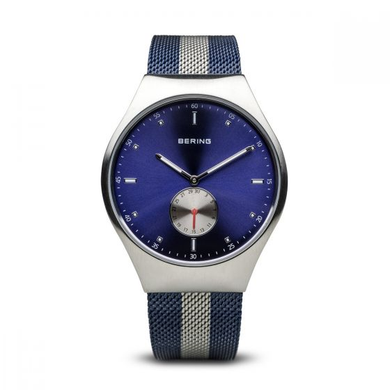 BERING Time 70142-809 Men Smart Traveler Collection Watch.