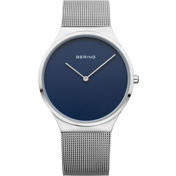 BERING Time 12138-007 Unisex Classic Collection Watch.