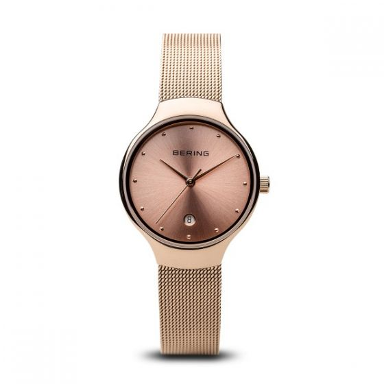 BERING Time 13326-366 Women Classic Collection Watch with Stainless-Steel Strap.