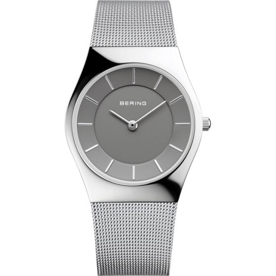 BERING Time 11936-309 Women Classic Collection Watch with Stainless-Steel Strap.