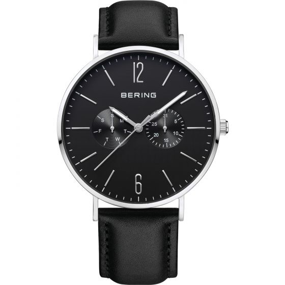 BERING Time 14240-402 Men Classic Collection Watch with Calfskin Strap..