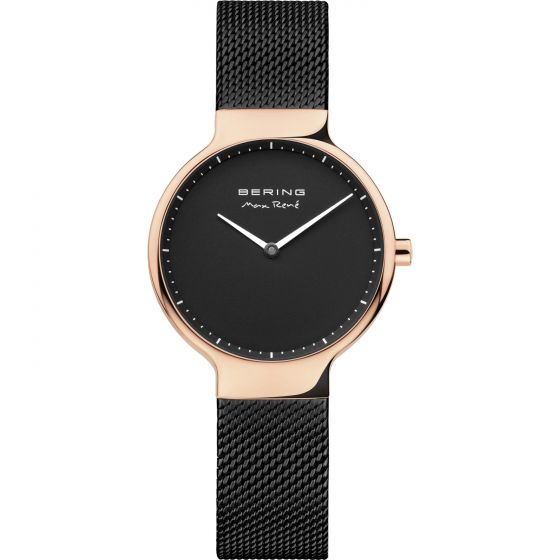 BERING Time 15531-262 Womens Max Rene Collection Watch with Mesh Band.