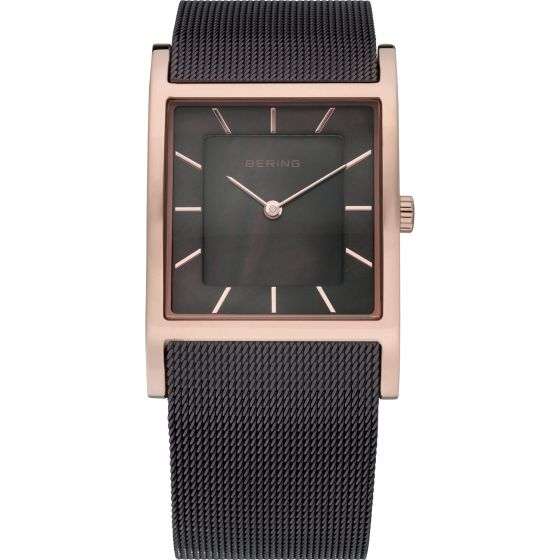 BERING Time 10426-265-S Womens Classic Collection Watch with Mesh Band.