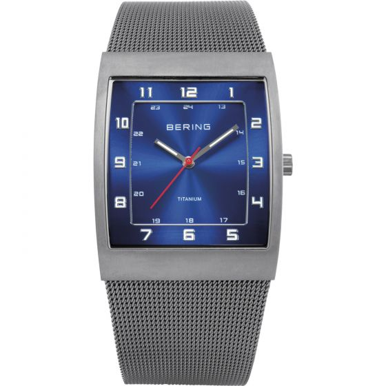 BERING Time 11233-078 Mens Classic Collection Watch.