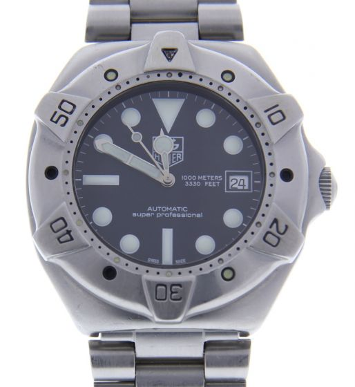 Tag Heuer Professional Swiss-Automatic Mens Watch 840.006