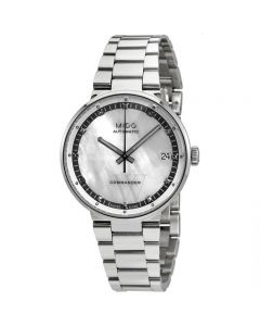 Mido Mother of Pearl Dial Stainless Steel Ladies Watch M0142071111600