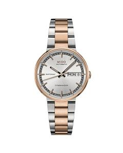 Mido M0142302203100 Commander II Ladies M014.230.22.031.00 S
