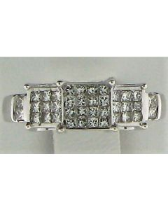 0.59ct Other Diamond 14k WG Rings - 187584