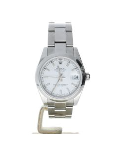 Rolex Datejust 31 Stainless-steel 178240 White Dial Women's 31-mm Automatic-self-wind Watch