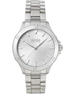Hugo Boss Classic Stainless-steel 1502466 Silver Dial Womens 32-mm Quartz Mineral crystal.  Wrist Watch