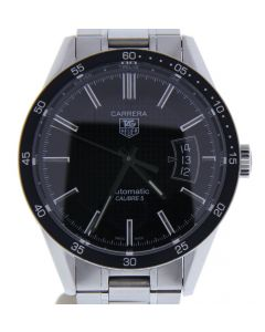 Tag Heuer Carrera Caliber 5 swiss-automatic mens Watch WV211M (Certified Pre-own