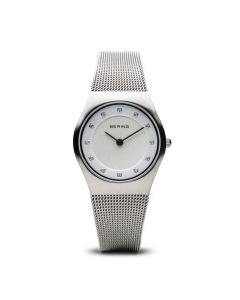 BERING Time 11927-000 Womens Classic Collection Watch with Mesh Band.