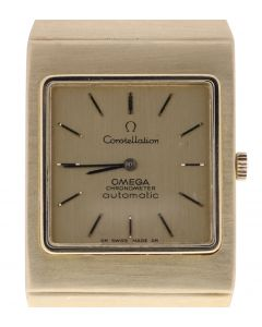 Omega Constellation Yellow-gold 351.8294 Champagne Dial Mens 31-mm Automatic sel