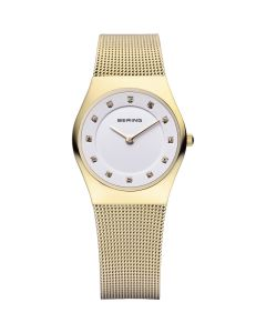 BERING Time 11927-334 Womens Classic Collection Watch with Mesh Band.