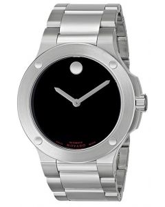 Movado Men's 606290 SE Extreme Stainless Steel Automatic Watch