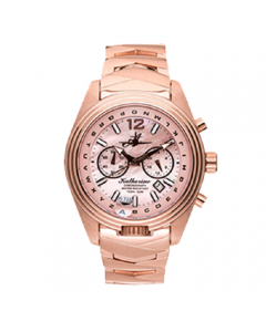 The Abingdon Co Analog Women Aviator Chronograph Watch with ATIS Technology Kath