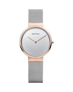 BERING Time 14531-060 Women Classic Collection Watch with Stainless-Steel Strap.