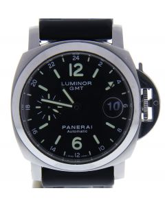 Panerai Luminor Stainless-steel OP6626 Black Dial Mens 40-mm Automatic self-wind